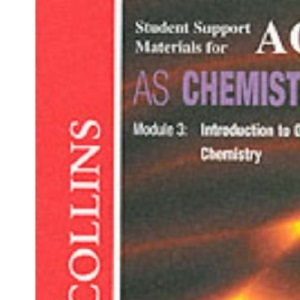 Collins Student Support Materials - AQA (A) Chemistry: Introduction to Organic Chemistry