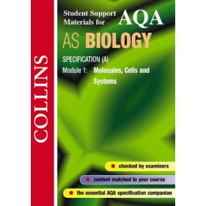 Collins Student Support Materials – AQA (A) Biology: Molecules, Cells and Systems