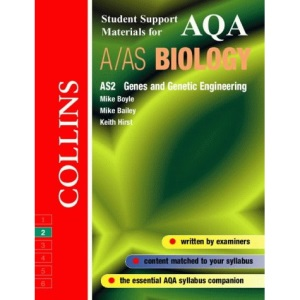 Collins Student Support Materials - AQA (B) Biology: Genes and Genetic Engineering