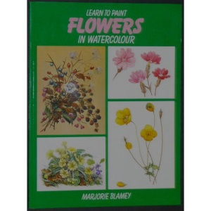 Learn to Paint Flowers in Watercolour
