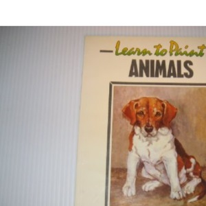 Learn to Paint Animals (Collins Learn to Paint)