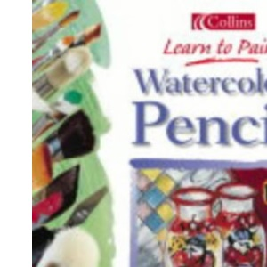 Collins Learn to Paint - Watercolour Pencils