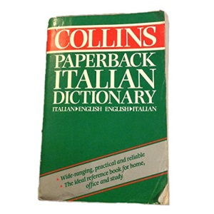 The Collins Paperback Italian Dictionary