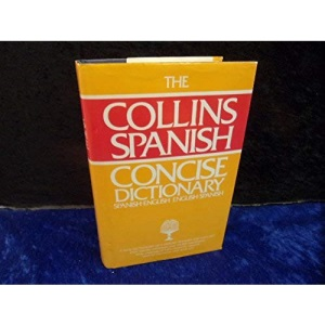 The Collins Spanish Concise Dictionary