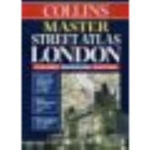 Master Street Atlas of London