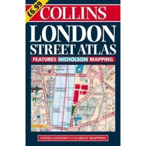 London Street Atlas (Collins British Isles and Ireland Maps)