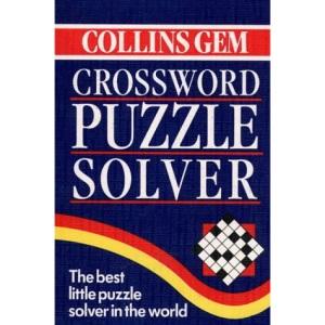 Collins Gem - Crossword Puzzle Solver (Gem Dictionaries)