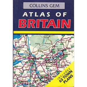 Gem Atlas of Britain (Collins Gems)
