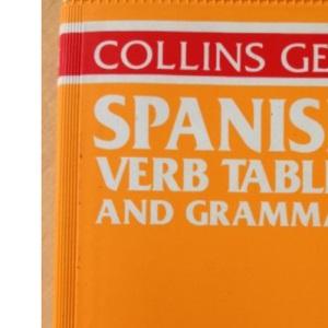 Spanish Grammar and Verb Tables (Gem Dictionaries)