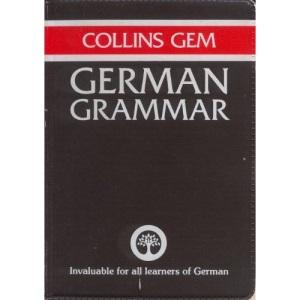 Collins Pocket German Grammar