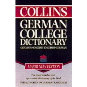 Collins German College Dictionary