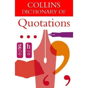 Collins Dictionary of - Quotations