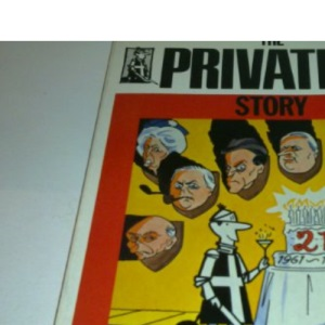 Private Eye Story: The First Twenty-one Years