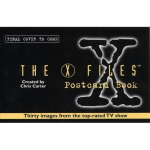 The Conspiracies: X-Files Postcard Book I