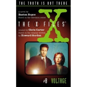 X-Files (8) - Voltage (The X-Files)