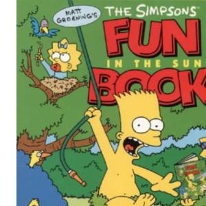 The Simpsons Fun in the Sun Book