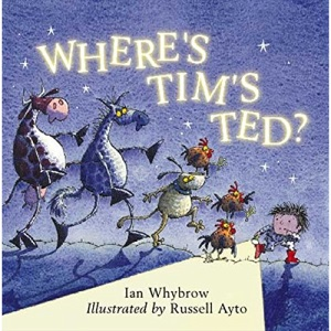 Where's Tim's Ted? (Picture Lions)