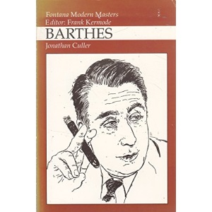 Barthes (Modern Masters)