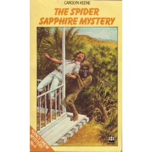 The Spider Sapphire Mystery (Nancy Drew #4)