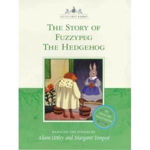 Fuzzypeg the Hedgehog (Little Grey Rabbit)