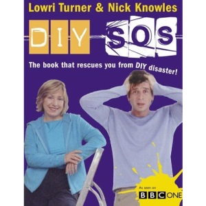 DIY SOS: The book that rescues you from DIY disaster