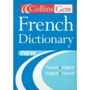 Collins Gem - French Dictionary