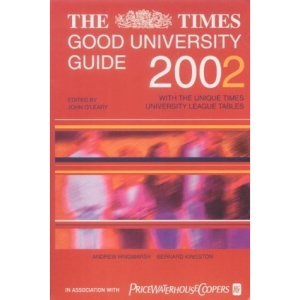 The Times Good University Guide 2002