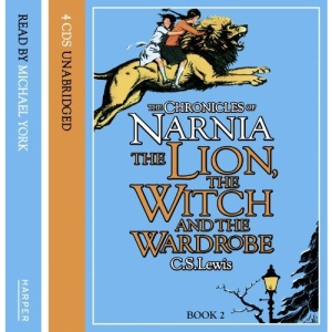 The Chronicles of Narnia: The Lion, the Witch and the Wardrobe (Unabridged Audio CD Set)  [AUDIOBOOK]