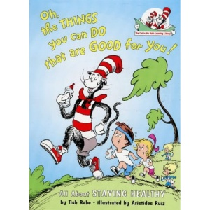 The Cat in the Hat's Learning Library (5) - Oh, The Things You Can Do That Are Good For You!