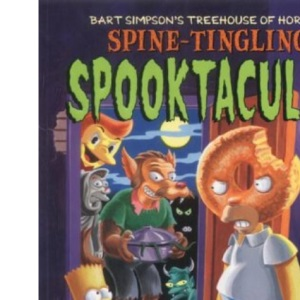 Bart Simpson's Treehouse of Horror - Spine-tingling Spooktacular