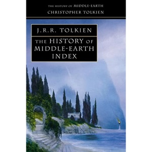 The History of Middle-earth (13) - Index