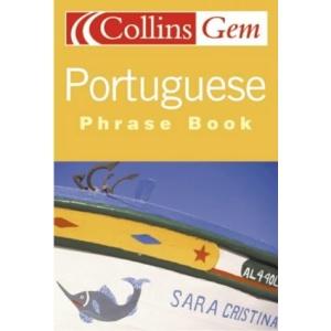 Collins Gem - Portuguese Phrase Book
