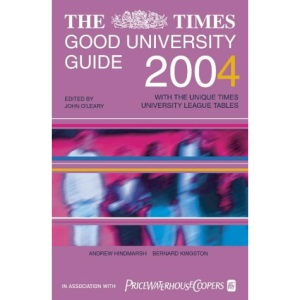 The Times Good University Guide 2004