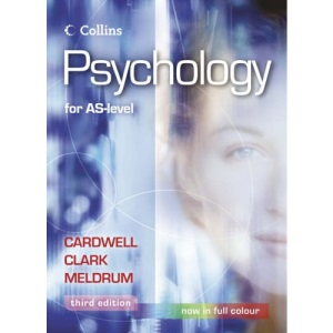 Psychology - Psychology for AS Level