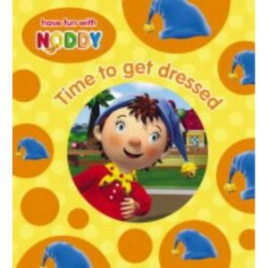 Noddy Board Book (2) – Time to Get Dressed: No.2 (Noddy Board Book S.)
