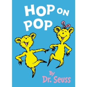 Hop On Pop: Mini Edition (Dr Seuss Mini Edition)