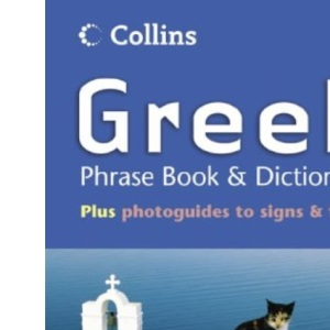 Collins Greek Phrase Book and Dictionary (Phrase Book & Dictionary)