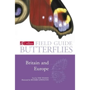 Collins Field Guide – Butterflies of Britain and Europe
