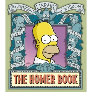 The Simpsons Library of Wisdom - The Homer Book