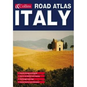 Collins Road Atlas Italy
