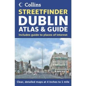 Dublin Streetfinder Colour Atlas