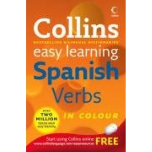 Collins Easy Learning Spanish Verbs (Collins Easy Learning) (Collins Easy Learning Dictionaries)