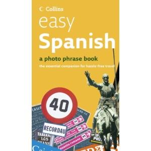 Easy Spanish: Photo Phrase Book (Collins)