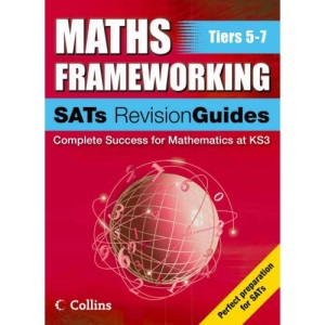 Maths Frameworking - SATs Revision Guide Levels 5-7