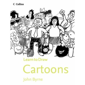 Collins Learn to Draw - Cartoons