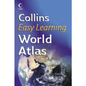 Collins Easy Learning World Atlas