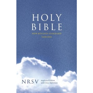 Holy Bible: New Revised Standard Version (NRSV) Anglicised Cross-Reference edition (Bible Nrsv)