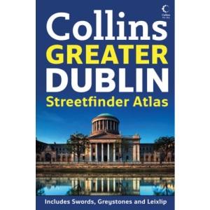 Greater Dublin Handy Streetfinder Atlas