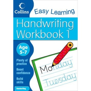 Collins Easy Learning - Handwriting Age 5-7 Workbook 1