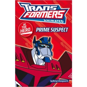 Transformers Animated – Be the Hero: Prime Suspect